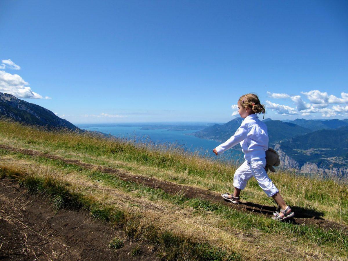 Wandelen op de Monte Baldo
